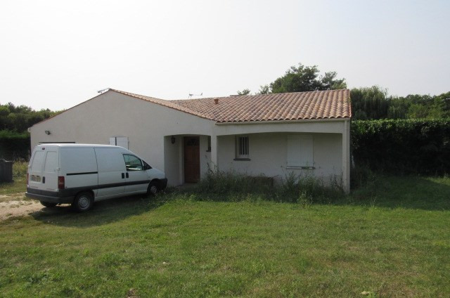 Vente maison / villa Romegoux 174 900€ - Photo 1