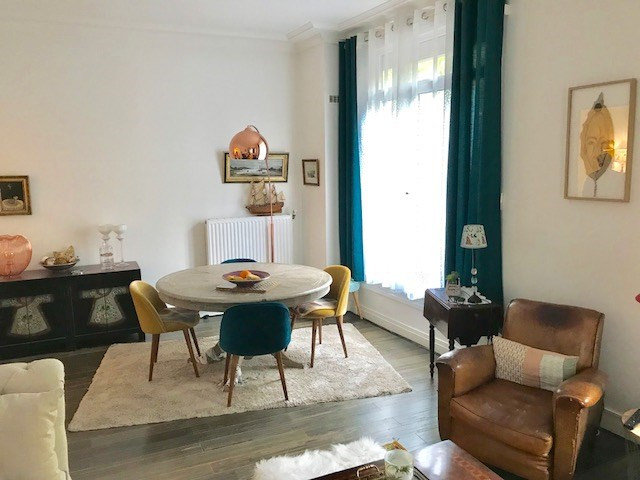 Rental apartment Paris 9ème 2900€ CC - Picture 2