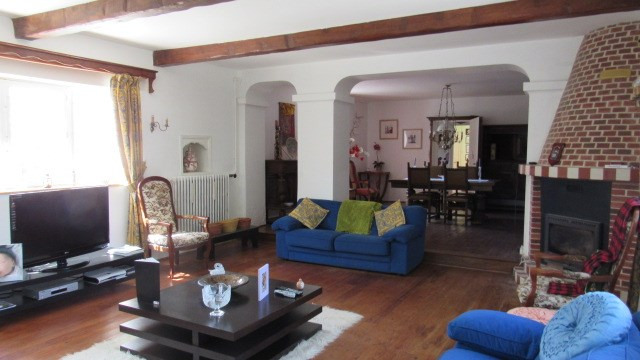 Vente maison / villa Villeneuve-la-comtesse 295400€ - Photo 7