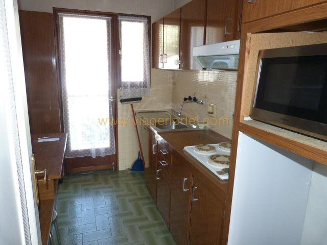 Life annuity apartment Grasse 135 000€ - Picture 2