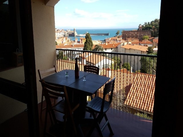 Vacation rental apartment Collioure 443€ - Picture 2