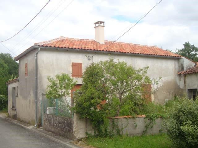 Vente maison / villa Cressé 48600€ - Photo 1