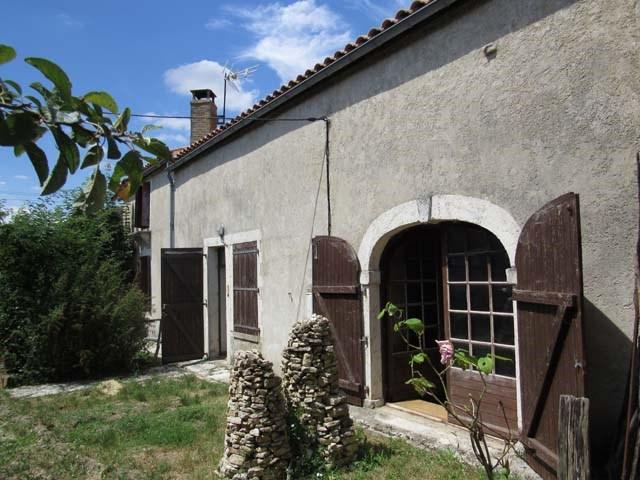 Vente maison / villa Asnières-la-giraud 75000€ - Photo 3