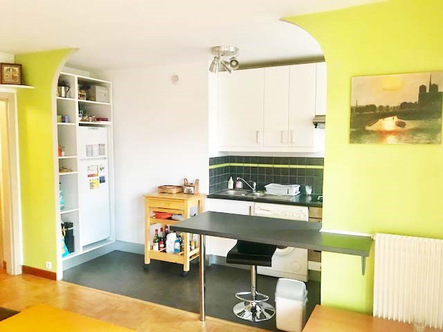 Vente appartement Paris 15ème 458 000€ - Photo 4