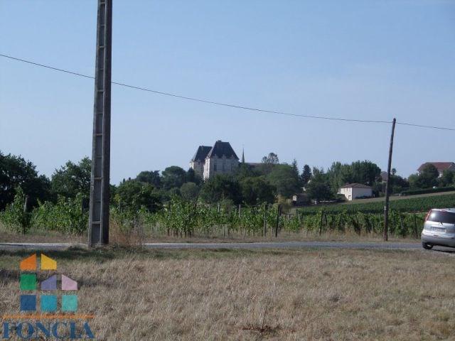 Venta  terreno Saussignac 39000€ - Fotografía 4