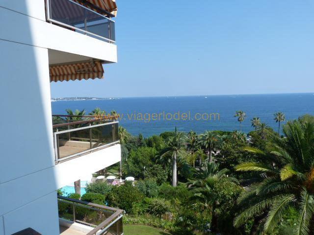 Vendita nell' vitalizio di vita appartamento Golfe-juan 230000€ - Fotografia 1