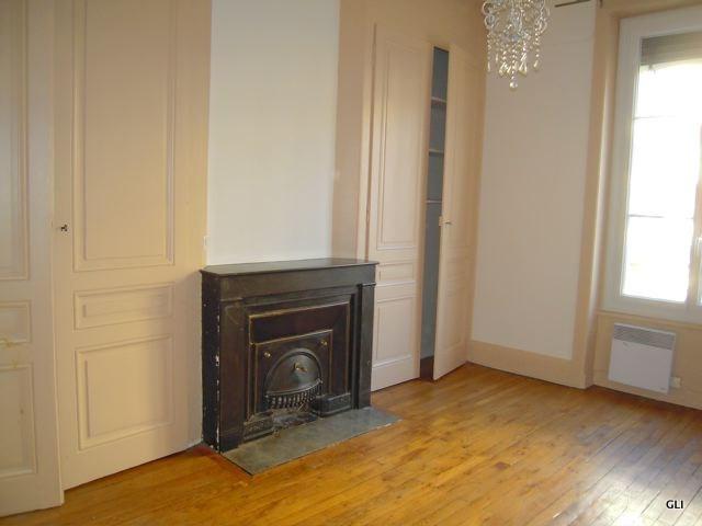 Rental apartment Lyon 6ème 805€ CC - Picture 1