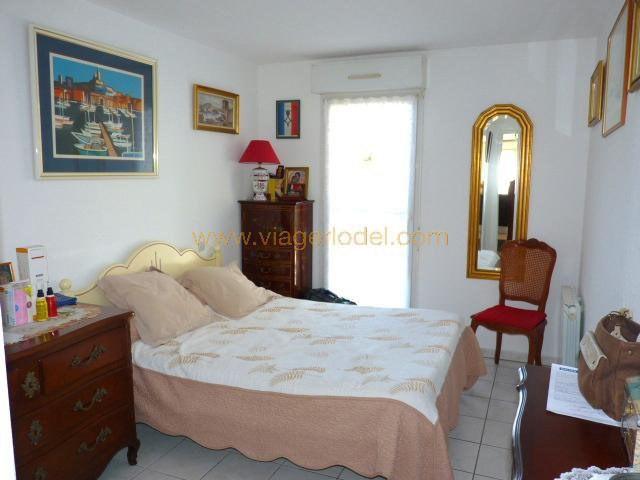 Verkauf auf rentenbasis wohnung Saint-raphaël 97500€ - Fotografie 4