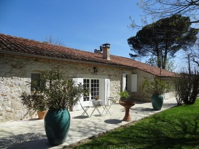Vente maison / villa Moirax 398 000€ - Photo 1