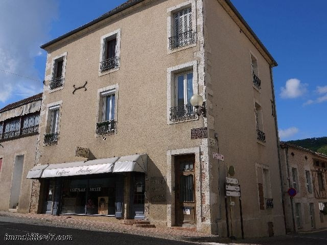 Sale building Castelmoron sur lot 149 000€ - Picture 1