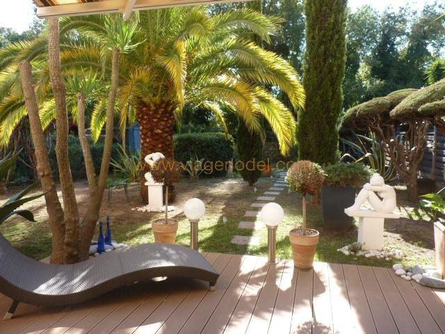 Vendita nell' vitalizio di vita appartamento Fréjus 43000€ - Fotografia 4
