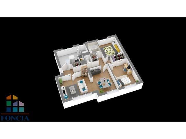 Vente appartement La mulatière 138000€ - Photo 5