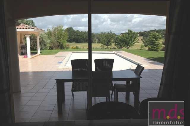 Vente de prestige maison / villa Montastruc-la-conseillere secteur 599000€ - Photo 8