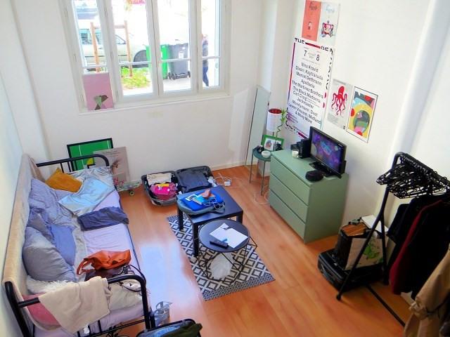 Vente appartement Paris 11ème 210000€ - Photo 1
