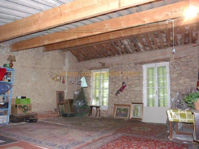 Vendita nell' vitalizio di vita casa Régusse 84000€ - Fotografia 11