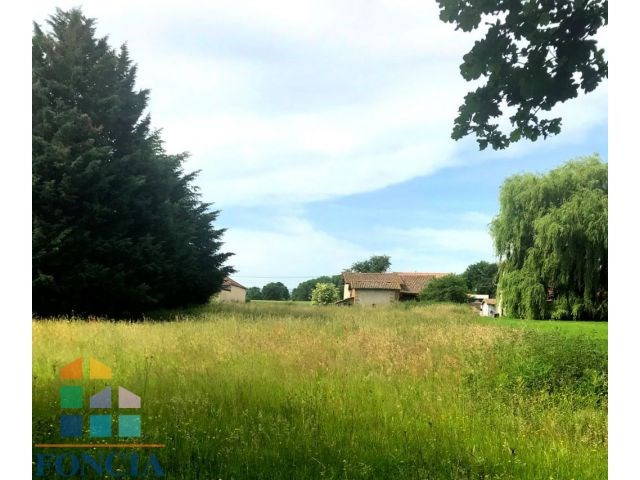 Vente terrain Reyrieux 185 000€ - Photo 1