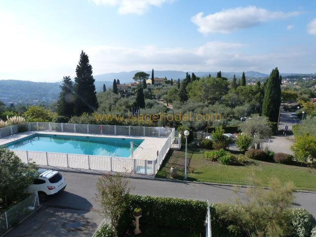 Produit d'investissement appartement Grasse 260 000€ - Photo 1