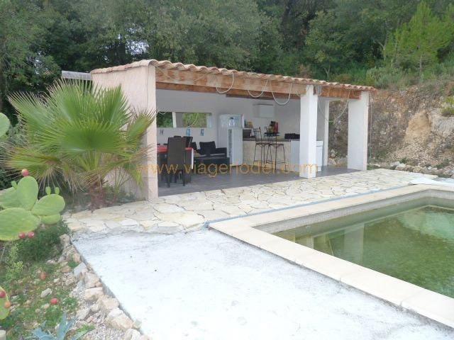 Life annuity house / villa Roquefort-les-pins 580000€ - Picture 3
