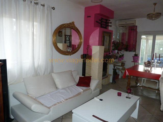Vitalicio  casa Roquefort-les-pins 580000€ - Fotografía 4