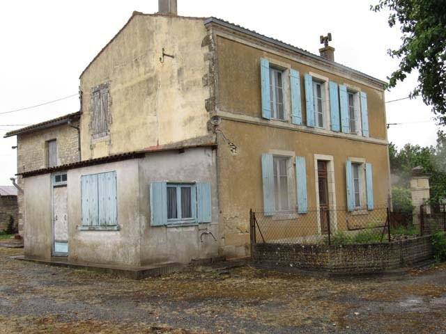 Sale house / villa St séverin sur boutonne 85600€ - Picture 2