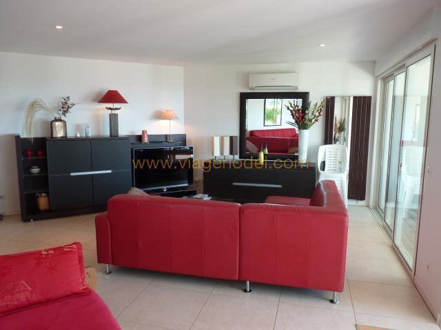 Vendita nell' vitalizio di vita appartamento Rayol-canadel-sur-mer 165000€ - Fotografia 6