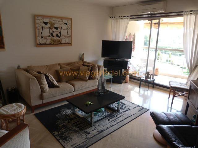 Vitalicio  apartamento Mandelieu-la-napoule 80000€ - Fotografía 2