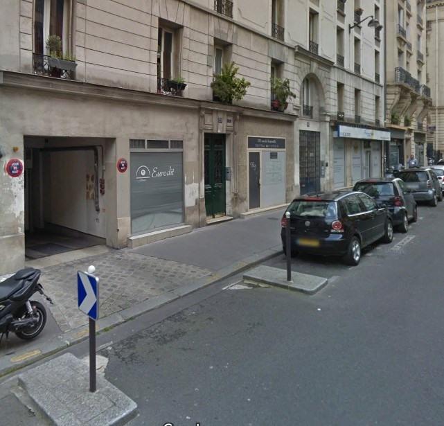 Location parking Montrouge 100,34€ CC - Photo 1