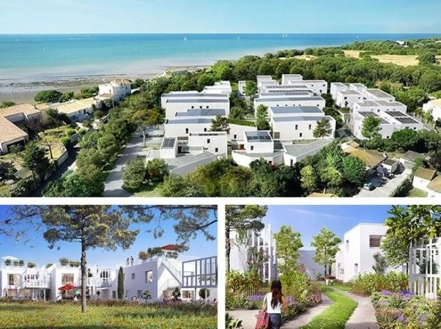 Investment property apartment La rochelle 247500€ - Picture 1