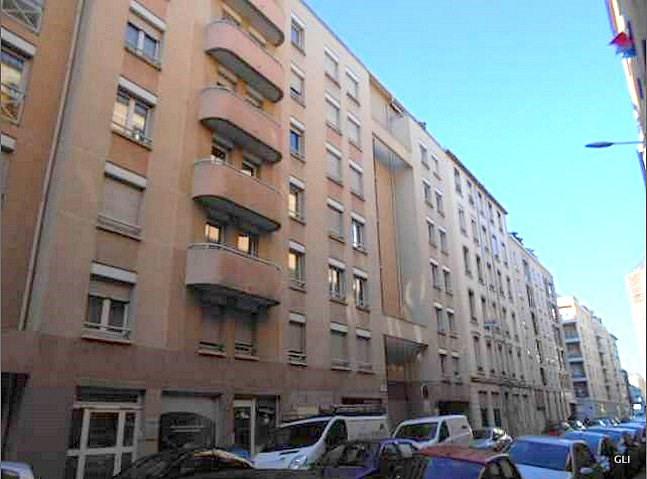 Rental apartment Lyon 3ème 667€ CC - Picture 1