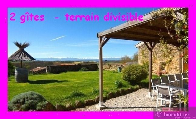 Vente de prestige maison / villa Villefranche 30 mn 666750€ - Photo 1