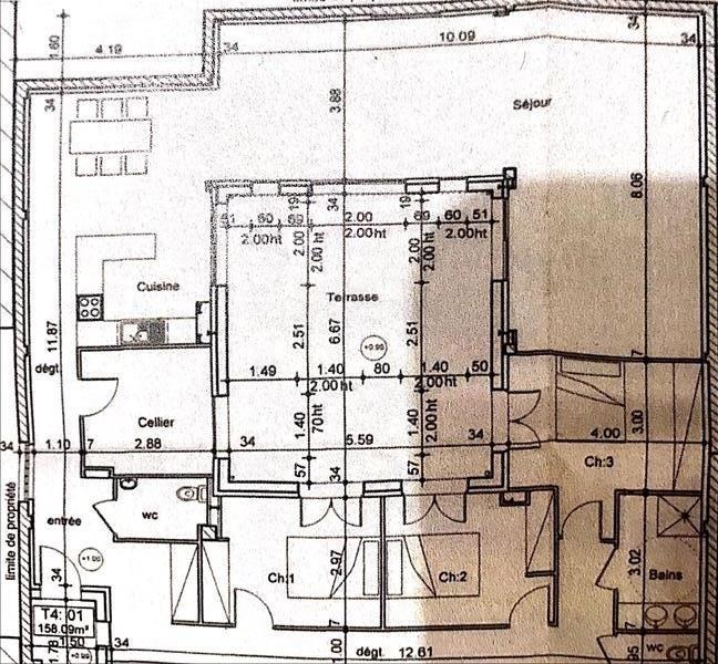 Vente loft/atelier/surface Pau 214000€ - Photo 3