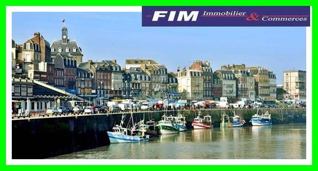 Vente fonds de commerce boutique Le treport 212 000€ - Photo 1