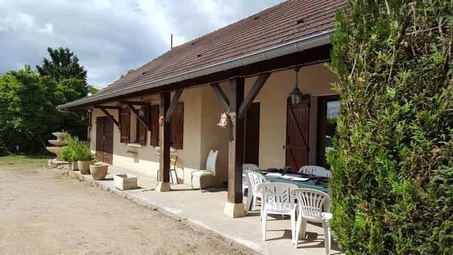 Sale house / villa Louhans 5 minutes 129000€ - Picture 2