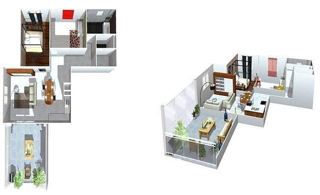 Sale apartment Amancy 230000€ - Picture 3