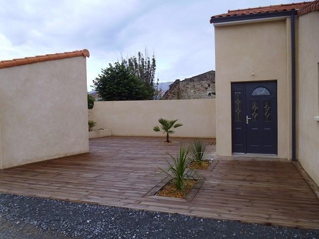 Vente maison / villa La planche 187000€ - Photo 1