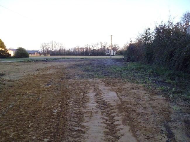 Vente terrain Corcoué-sur-logne 75000€ - Photo 1