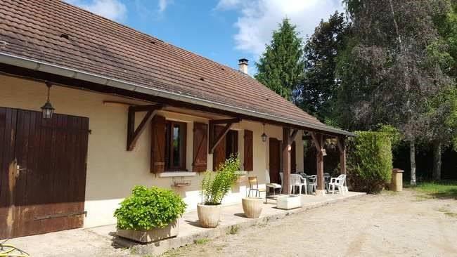Sale house / villa Louhans 5 minutes 129000€ - Picture 1