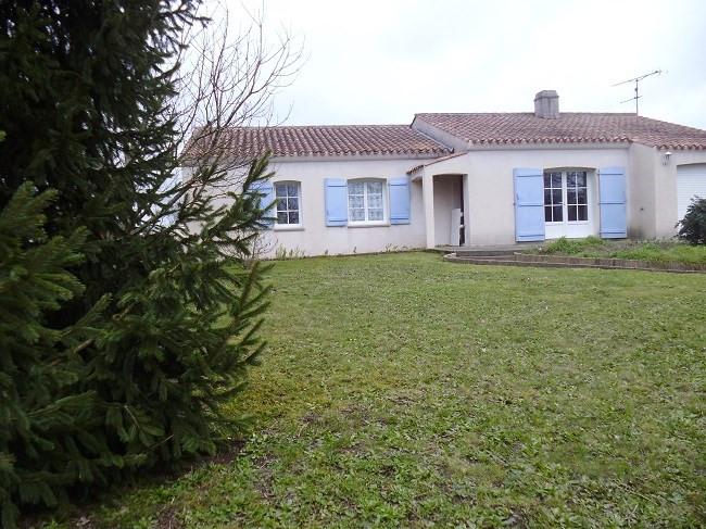 Sale house / villa Legé 178500€ - Picture 1
