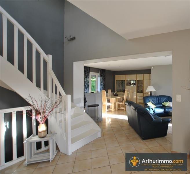 Vente maison / villa L'isle d'abeau 420000€ - Photo 2