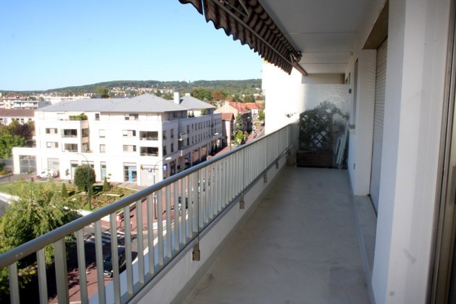 Rental apartment Soisy-sous-montmorency 950€ CC - Picture 1