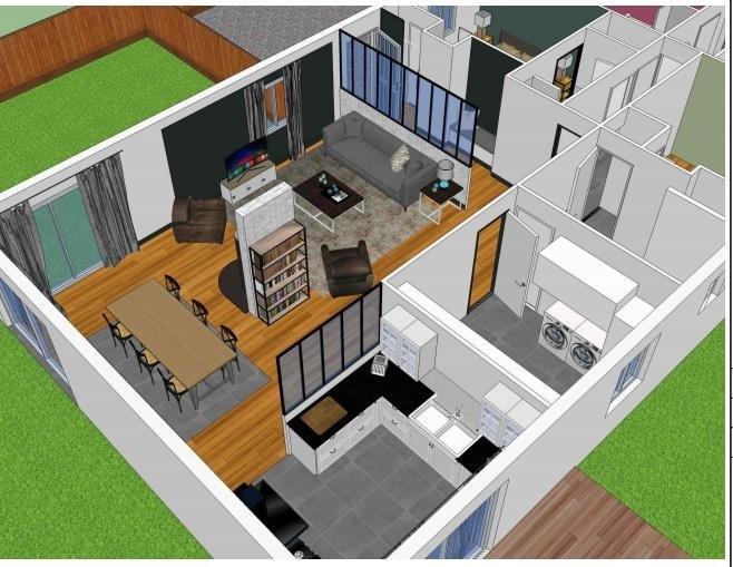 Sale house / villa Monnieres 206900€ - Picture 2