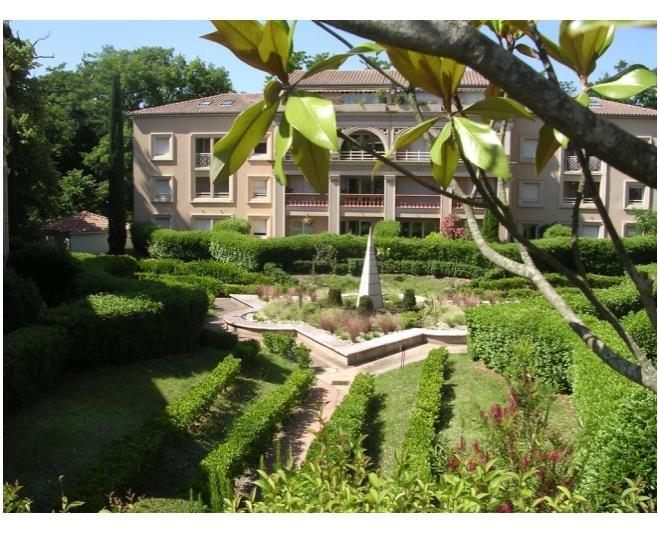 Rental apartment Ramonville-saint-agne 607€ CC - Picture 1