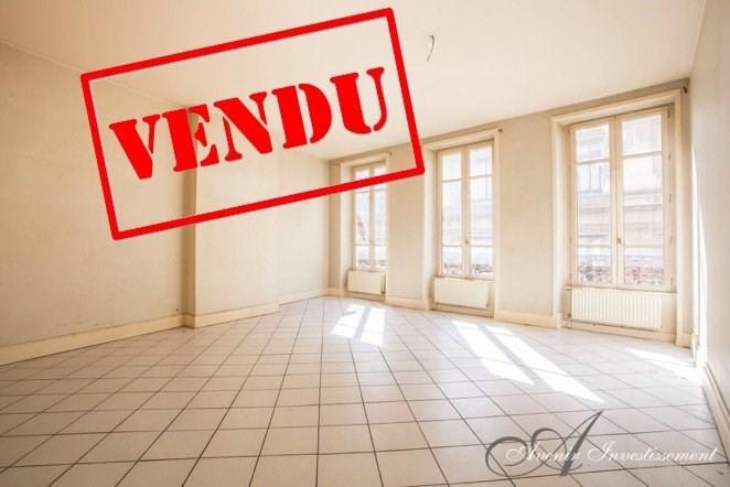 Sale apartment Lyon 2ème 425000€ - Picture 1