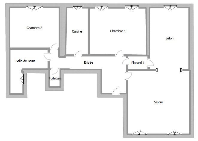Vente appartement Neuilly sur seine 997500€ - Photo 1