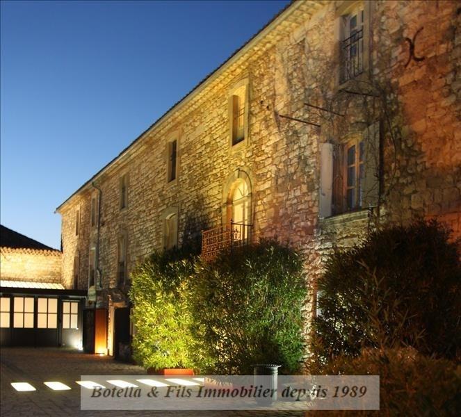 Immobile residenziali di prestigio casa Uzes 2700000€ - Fotografia 1