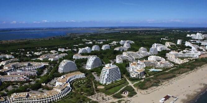 Location vacances appartement La grande motte 260€ - Photo 6
