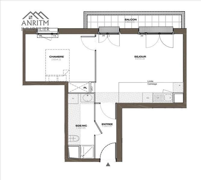 Venta  apartamento Plaisir 176000€ - Fotografía 3