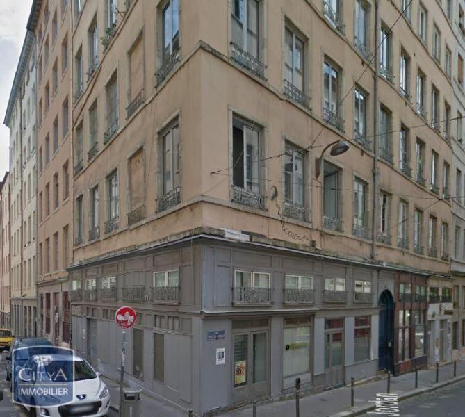 Location appartement Lyon 1er 454€ +CH - Photo 1