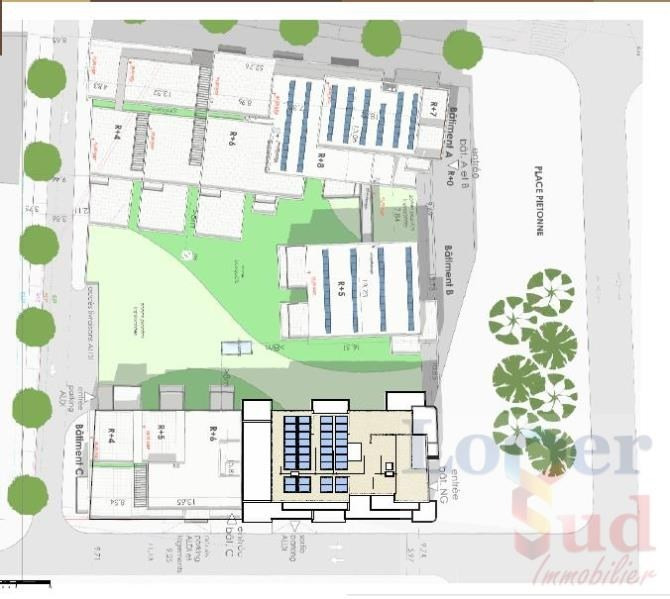 Sale apartment Montpellier 259000€ - Picture 3