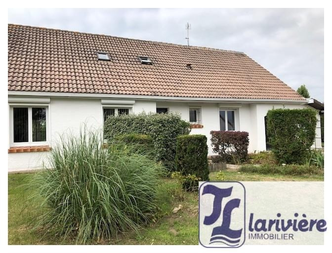 Sale house / villa Ambleteuse 294000€ - Picture 1